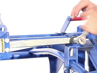 How to Install a Steer Pusher in a Roping Chute