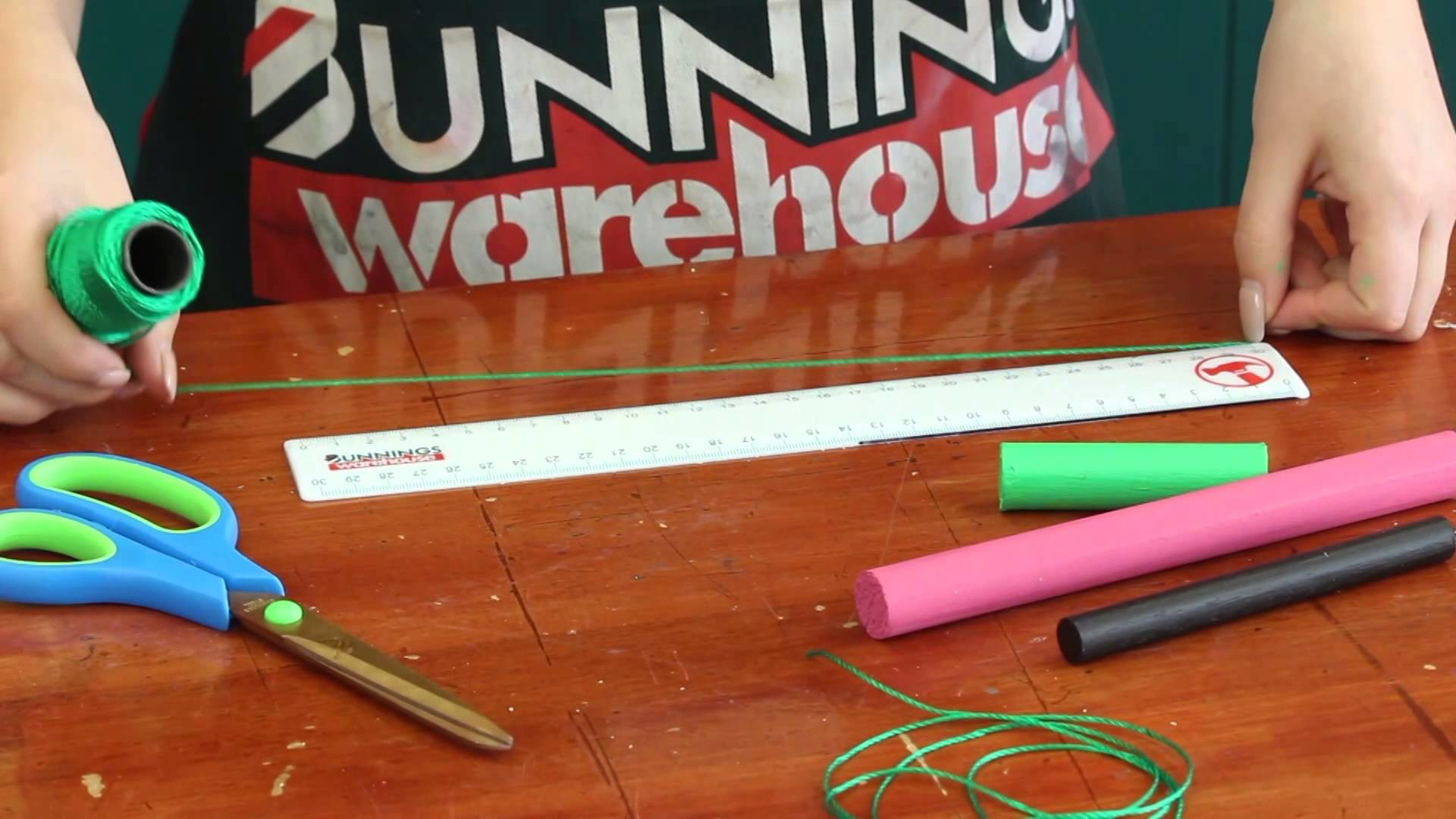 How To Make a Wind Chime - DIY at Bunnings
