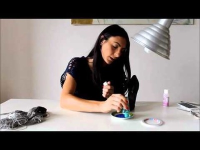 How to make Fashion DIY shoes inspired by Louboutin!