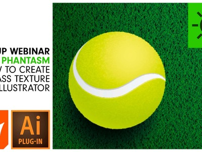 Pop-Up Webinar | PHANTASM | How to Create Grass Texture in Illustrator