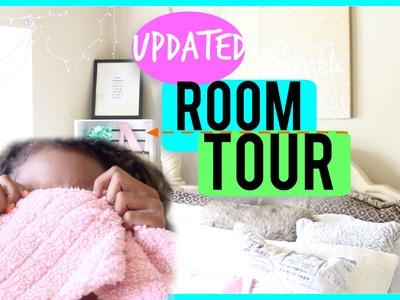 Room Tour and DIY Room Decor Ideas 2015 | Nikki G