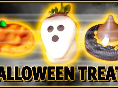3 DIY Halloween Treats!