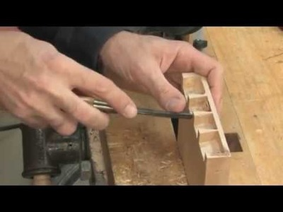 "DIY- (Dovetail Series) How To Cut ""Half-Blind"" Dovetails. Episode 2 of 5"