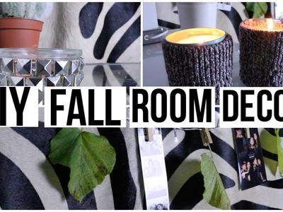 DIY Fall.Autumn Room Decor | Cheap & Easy!