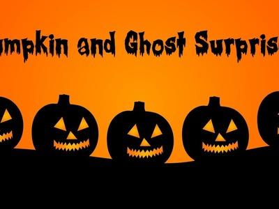 DIY Halloween Treat Surprise Idea |  Halloween Party Favor |