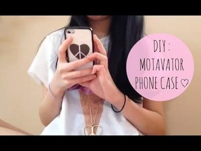 DIY Motavator Phone Case