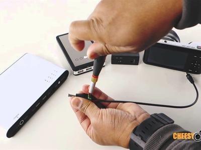 DIY using any 12V battery for the BlackMagic Pocket Cinema Camera
