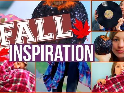 Fall Inspiration 2015! Diy Treat + Room Decor and Essentials!