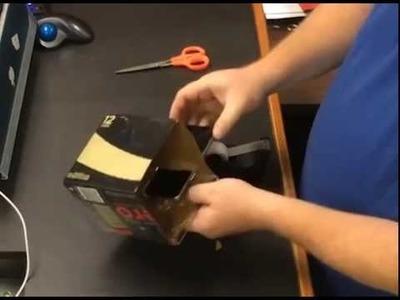 Free 3-Minute Smartphone DIY Teleprompter