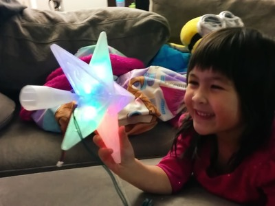 [HD] Lexi's DIY Christmas Tree Star Install Guide