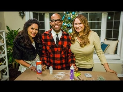 Home & Family Holiday DIY's