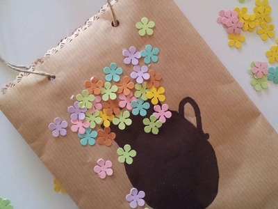 How To Decorate A Simple Bag - DIY Crafts Tutorial - Guidecentral
