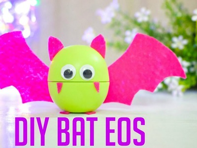 How to Make a Bat EOS | DIY Halloween EOS