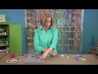 How to Make a Knitted Wire Multistrand Necklace