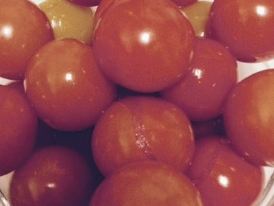 How To Make Salted Pickle Cherry Tomatoes - DIY Food & Drinks Tutorial - Guidecentral
