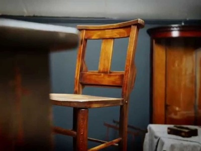 How To Wax a Chair - Salvage Hunters DIY Tips