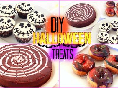 DIY Easy Halloween Treats