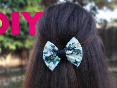 DIY Easy Patterned Bows -HowToByJordan