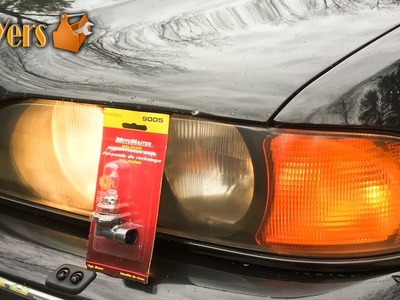 DIY: How to Replace a Headlight Bulb