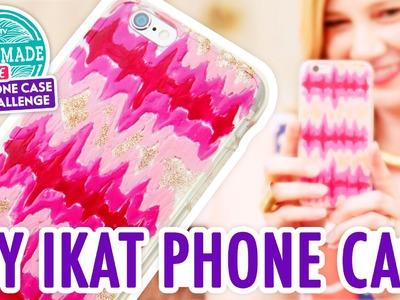 DIY Ikat Phone Case - HGTV Handmade Phone Case Challenge