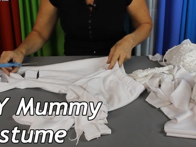 Diy Mummy Costume