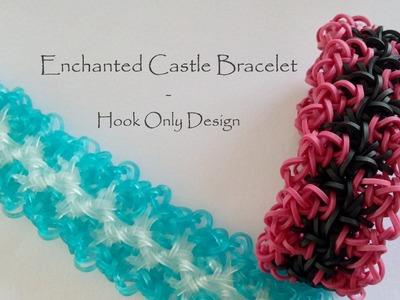 Enchanted Castle Bracelet - Hook Only Design