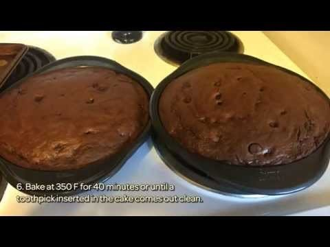How To Bake A Triple Chocolate Fudge Cake - DIY Food & Drinks Tutorial - Guidecentral
