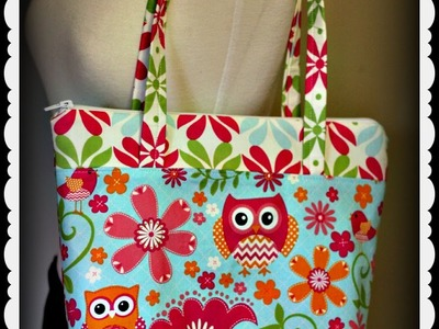 How To Make A Zippered Purse