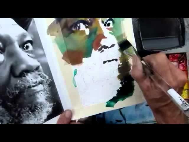 Lesson 16. Painting the Portrait