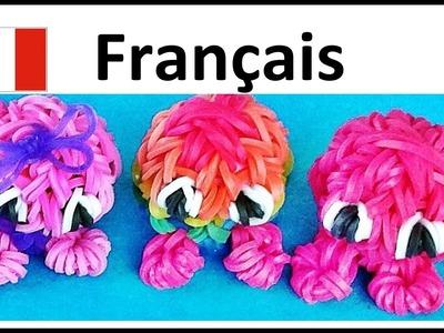 "Rainbow Loom Francais | Bracelet Elastique | ""Ami Mignon"" | loom bands instructions"