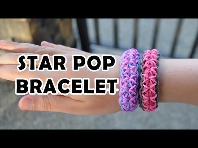 Rainbow Loom Tutorial - Star Pop Bracelet by Bethany G