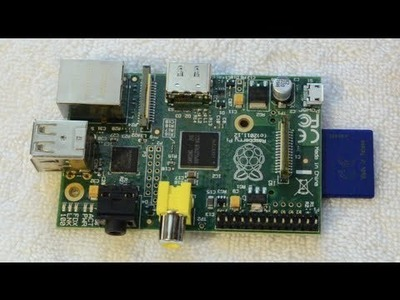 Raspberry Pi in Action: $35 Computer Unboxing, Setup, and First Impression