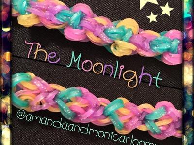The Moonlight Rainbowloom  Bracelet