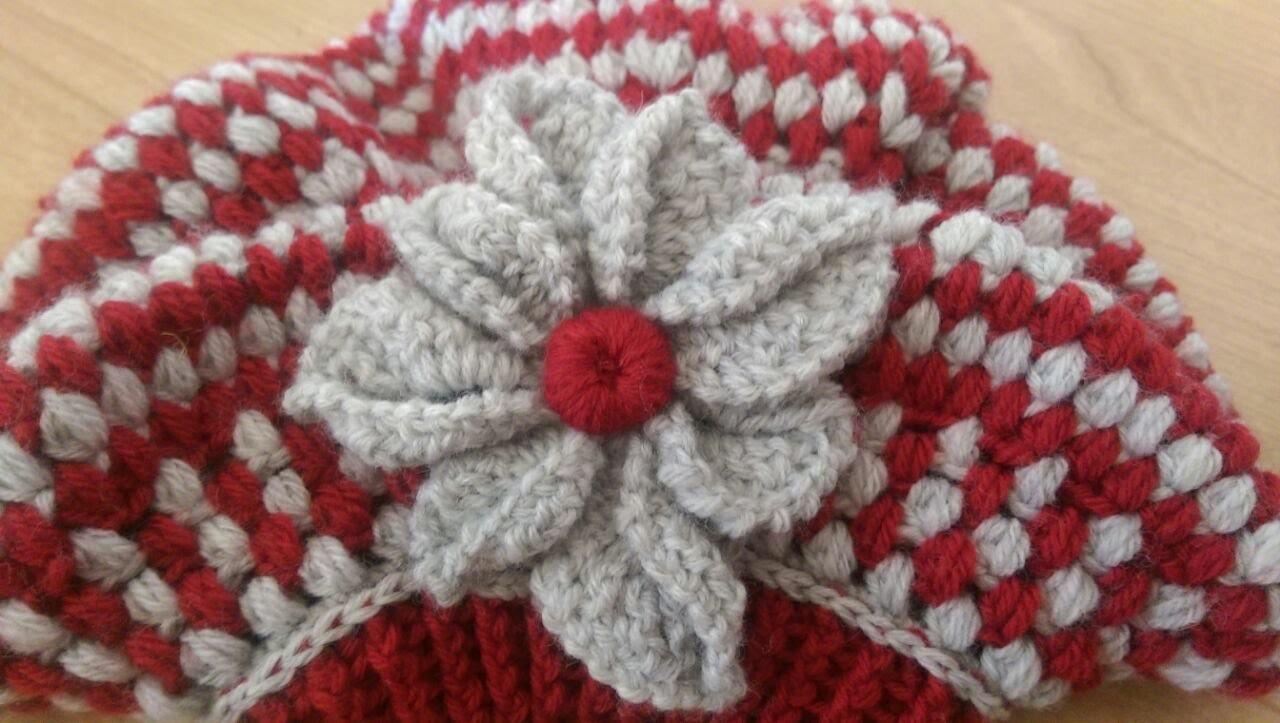 Tutorial Fiore Grande Con 8 Petali Alluncinetto How To Crochet