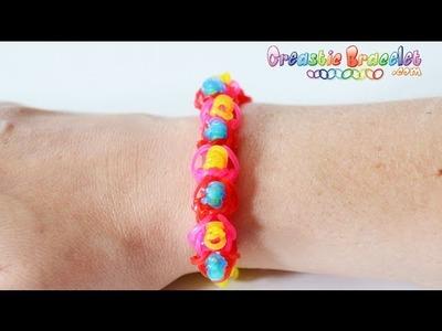Tutoriel Creastic Bracelet Eternity Bracelet