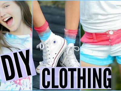 4th of July DIY Clothing! + BLOOPERS. Chloe East