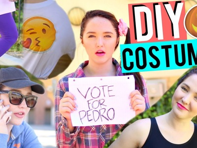 5 DIY HALLOWEEN COSTUMES! Fast & Affordable | Kenzie Elizabeth