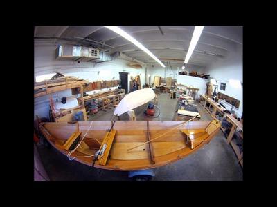 Building a CLC Northeaster Dory Kit - HD 1080p
