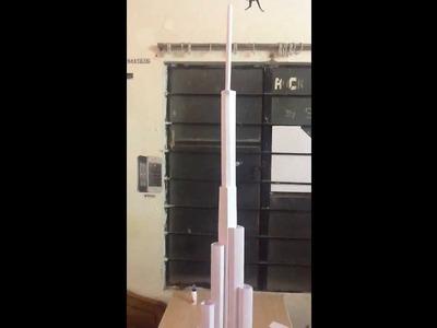 Burj Khalifa Paper Model (HD)