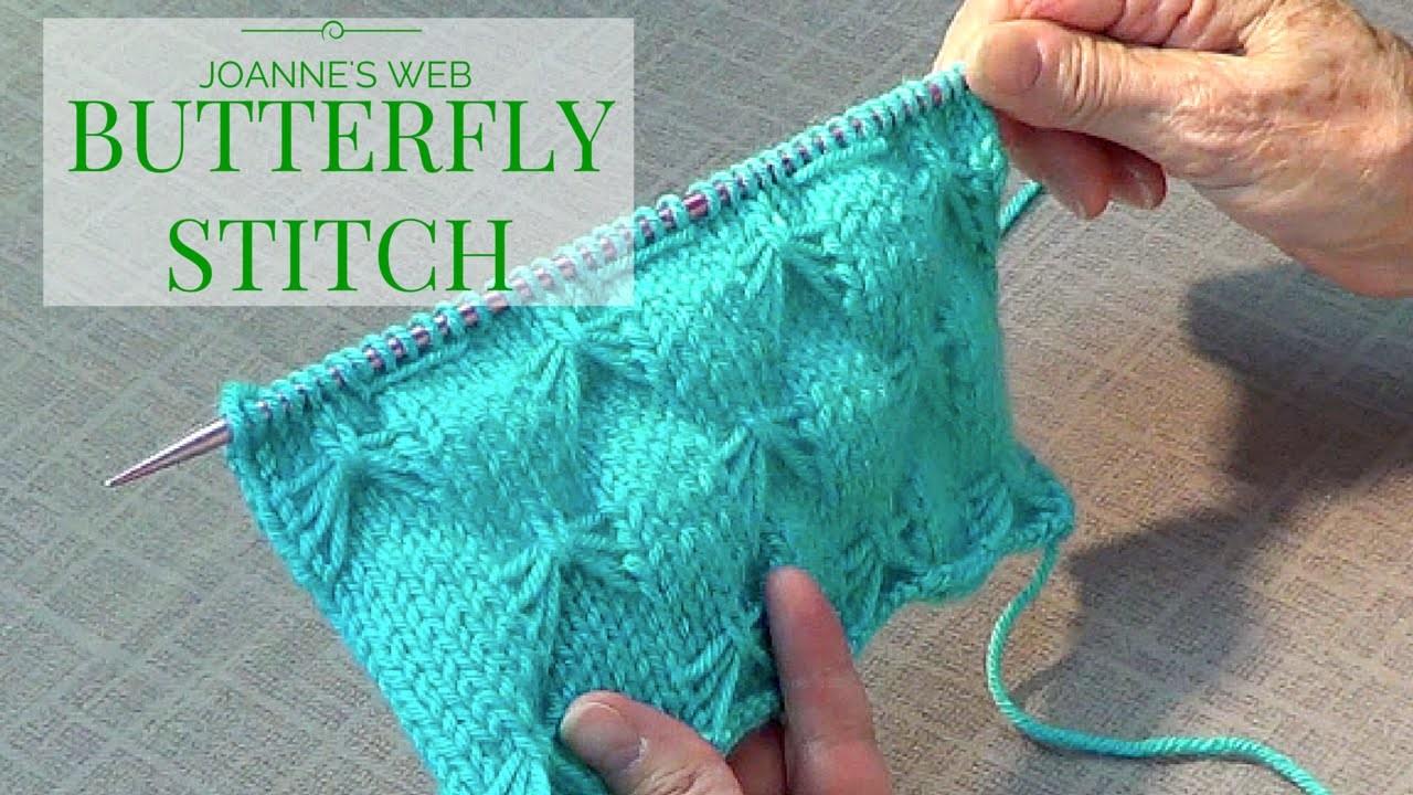 Butterfly Stitch
