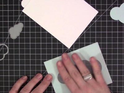 Creating a Flat Shaker Card