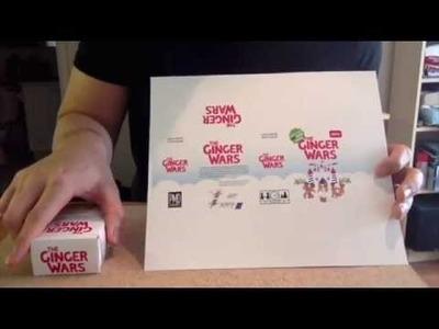 DIY Card Game Box