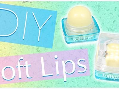 DIY Soft Lips Dome Shaped Lip Balm | EASY!