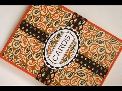 Greeting Card Gift Box