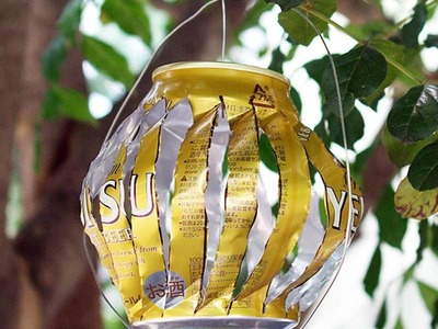 How To Make A Cool Aluminum Can Pinwheel - DIY Crafts Tutorial - Guidecentral