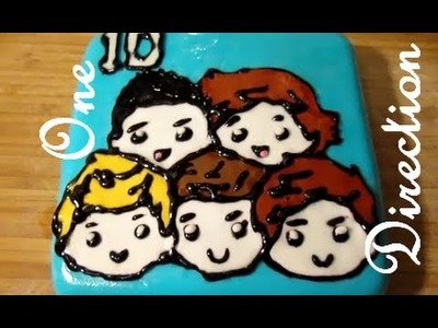 HOW TO MAKE A ONE DIRECTION CAKE [[MOST REQUESTED]]