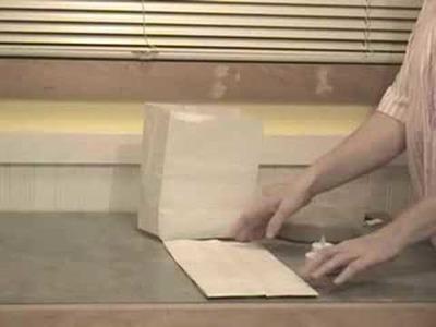 How to make Luminiaria