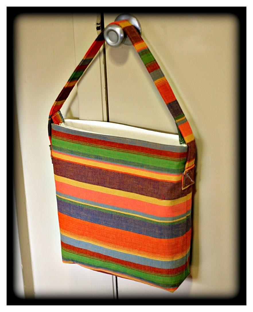 How To Make Neat Corners On A Handbag