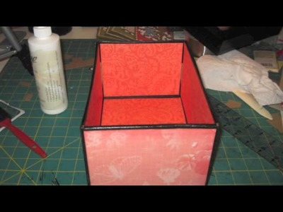 Introduction To - Storage Box With A Lid