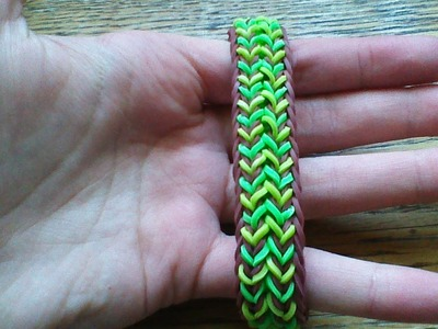 NEW Monster Tail Double Up Bracelet